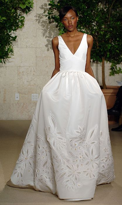 HelloMagazine Top 20 best Oscar de la Renta wedding dresses   Photo: © Getty Images
