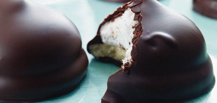 Biscuits à la guimauve et au chocolat maison Recettes | Ricardo