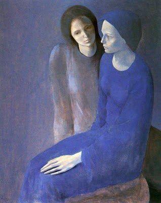 Montserrat Gudiol. Catalan painter