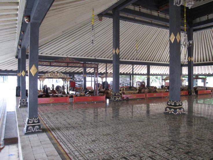 Yogyakarta, Gamelan Keraton Yogyakarta: Keraton Ngayogyakarta Hadiningrat