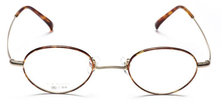 Retro Mens Womens Titanium Eyeglass Frames Prescription Spectacles Glasses