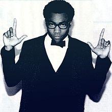 Donald Glover/Childish Gambino. I'm in love.
