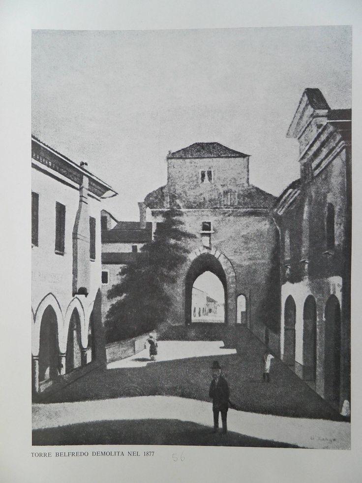 Torre Belfredo demolita nel 1877