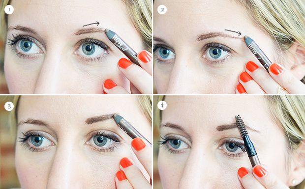 how to get eyelash glue out of hair
