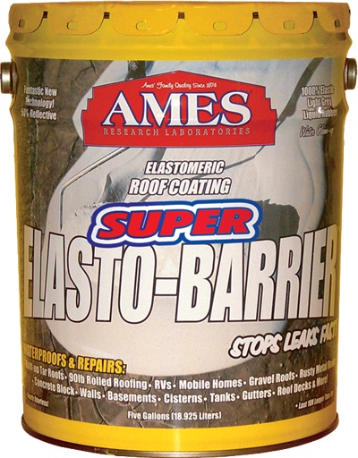 Super Elasto Barrier™ Is A Waterbase Liquid Dual Rubber Coating. It Is Used  Primarily For Roof, Wall, And Roof Deck Waterproofing In Extreme Wet  Situations ...