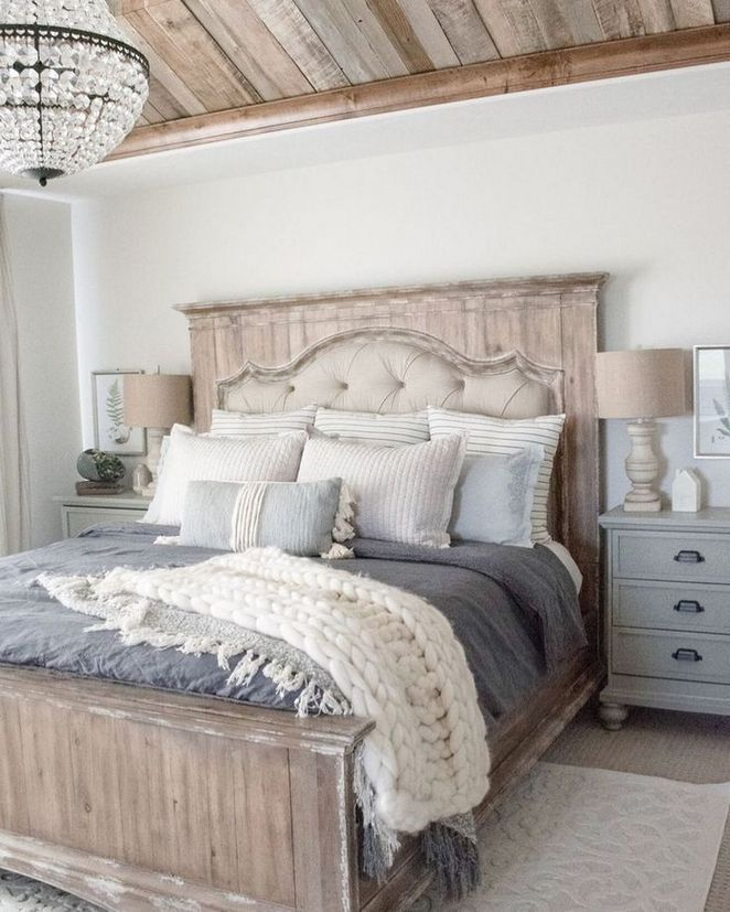 29 Possible Danger Signs On Master Bedroom Ideas Farmhouse Country