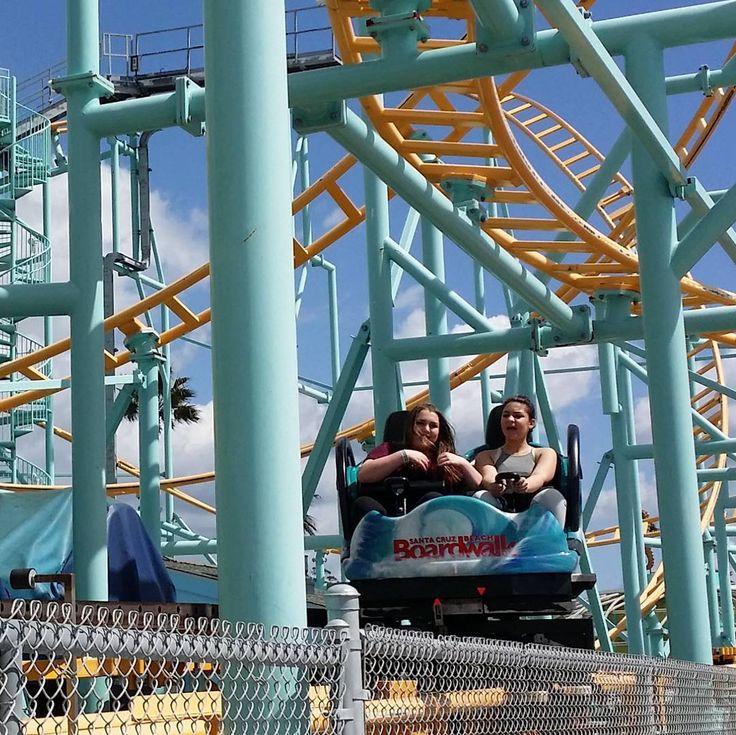 Santa Cruz CA: #coaster by adventures.in.tika.land
