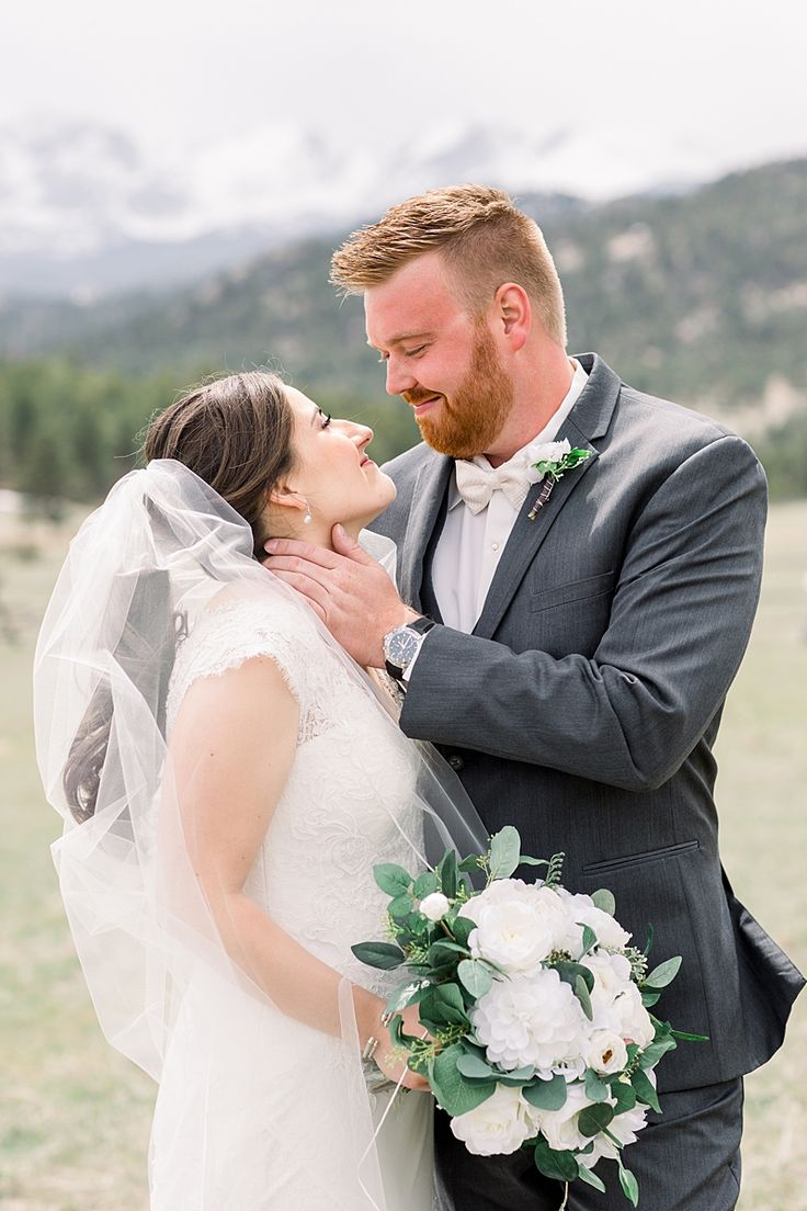 Colorado Rocky Mountain wedding at Black Canyon Inn
