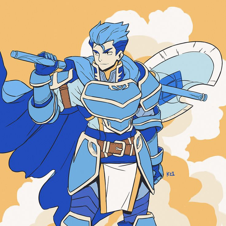 Fire Emblem favorite lord, Hector