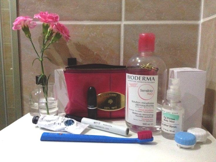 beauty routine by Anna