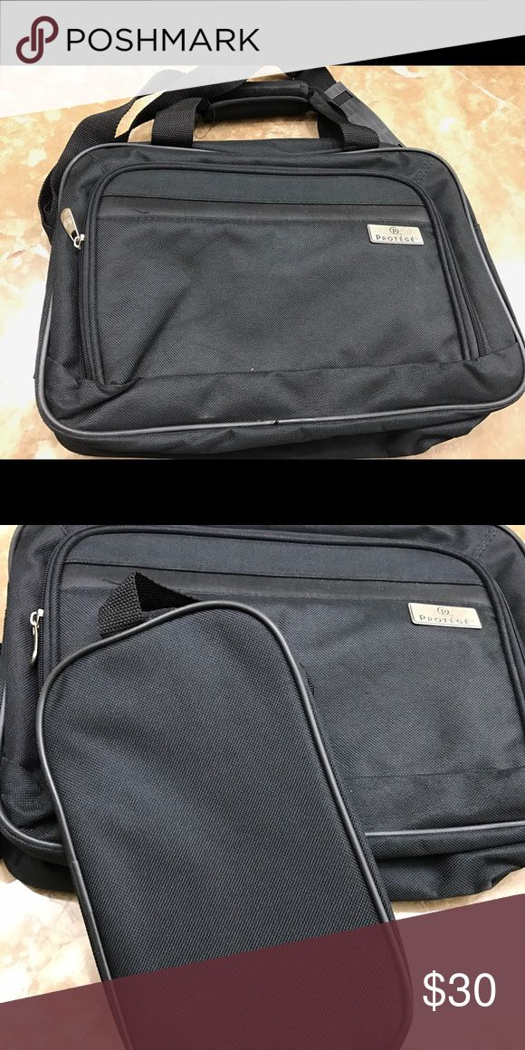 Men suitcase Protege men suitcase in great condition never been used protege Accessories