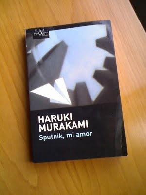 "Haruki Murakami - ""Sputnik, mi amor"" [""プートニクの恋人""]"
