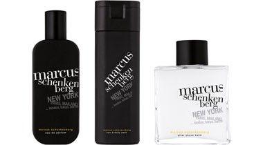 LR Marcus Schenkenberg Duftset http://bit.ly/1c9oY95 :  Eau de Parfum, + Haar & Körper-Shampoo, + After Shave Balm,