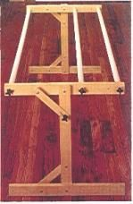 Quilting Frame Plans