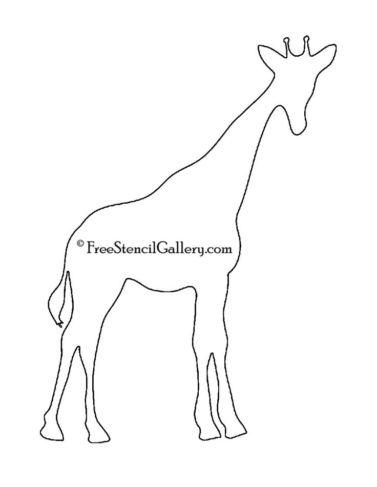 giraffe-silhouette.jpg 850×1,100 pixels