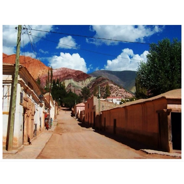 Jujuy - Paisajes del Norte Argentino