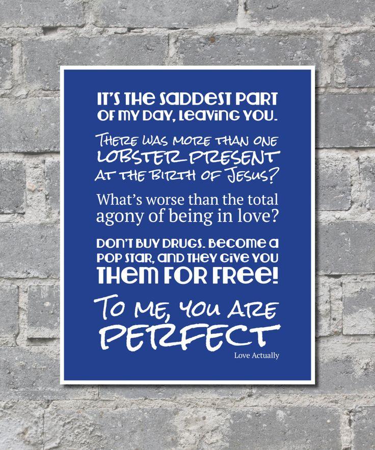 Love Actually Quotes: Best 25+ Love Actually Quotes Ideas On Pinterest