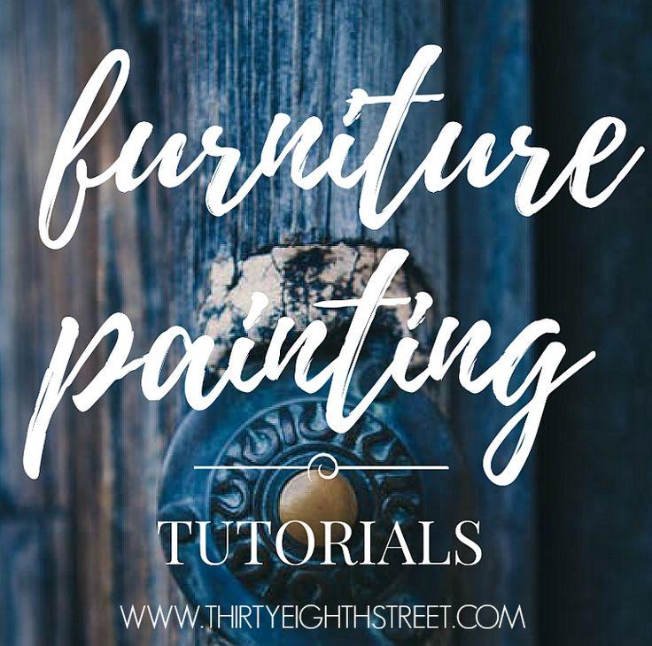 Painting Furniture Tutorials U0026 Resources