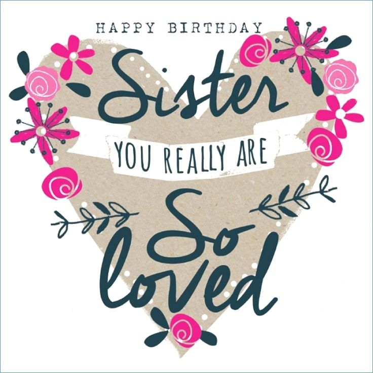 Quotes Happy Birthday Sister In Law Happy Birthday Sis Happy Birthday Quotes Happy Birthday Sister
