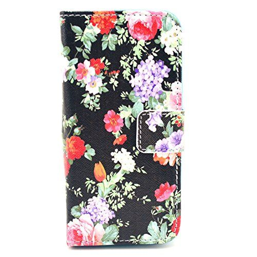 Designer Style iPhone 5/5s/ 6 Floral Rose Blossom Tropical Vintage Flower Pink/Black/Blue Pastel Pink wallet Clutch Case/Cover by iM (iphone 6, black) MiMi http://www.amazon.co.uk/dp/B00OQFILL0/ref=cm_sw_r_pi_dp_LCSNvb0PFXM2E