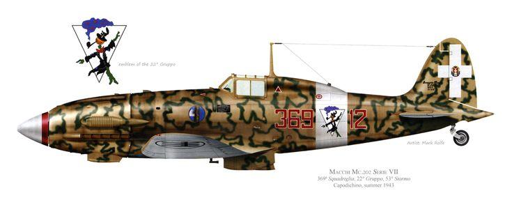 Macchi MC 202