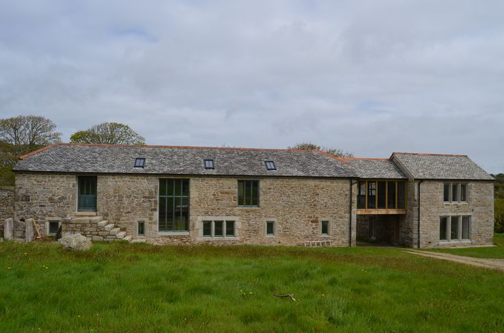 doors and windows for barn conversion