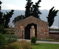 Muy próximo al núcleo urbano de El Ejido, junto a la carretera de Berja, se localiza el monumento funerario conocido como Daymún.  Se trata de un mausoleo edificado a finales del siglo III o principios del IV, para albergar en su interior a los miembros fallecidos de una acomodada familia hispano-romana.