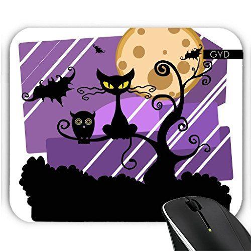 Tapis de Souris – Halloween Célébration – by WonderfulDreamPicture: Dimensions: 22,7 x 19cm Dessus: polyester Dessous: caoutchouc Cet…