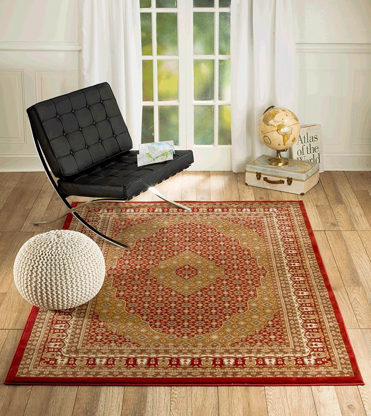 Summit Gulistan no. 2817 Terra Bakhtiari Persian style Transitional Area Rug Rug (2x3 scatter door mat size) -- Haven't you heard that you can find more discounts at this image link : Free Home and Kitchen