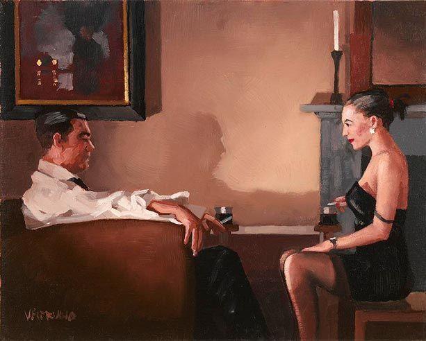 Unseen Jack Vettriano works - Telegraph