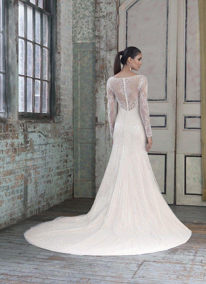 Vestido de Noiva Justin Alexander 9786