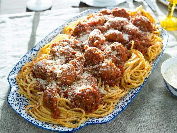 Espaguete com Almôndegas - Food Network