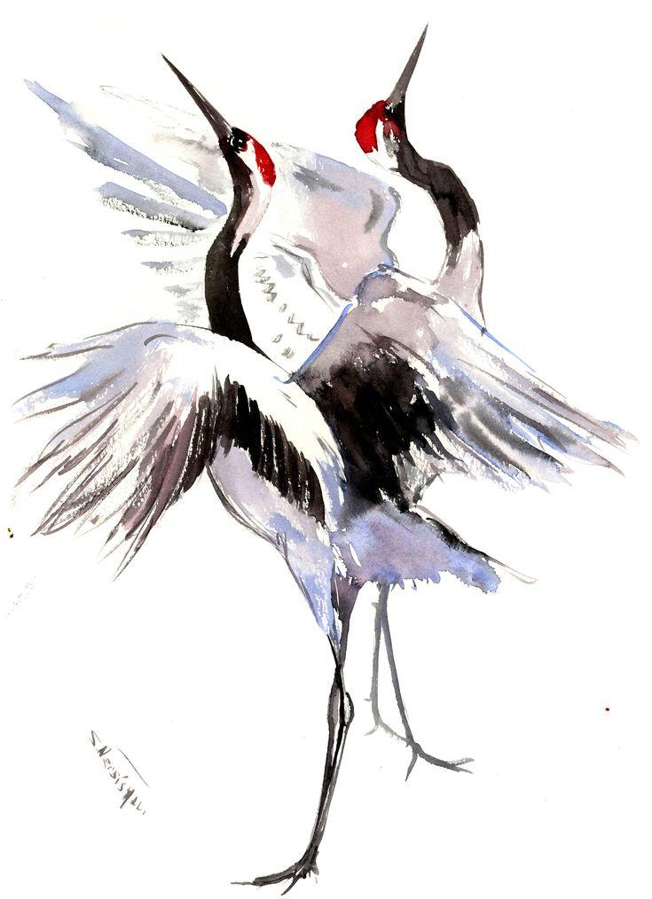 Best 25+ Japanese watercolor ideas on Pinterest | Koi art ... - photo#33