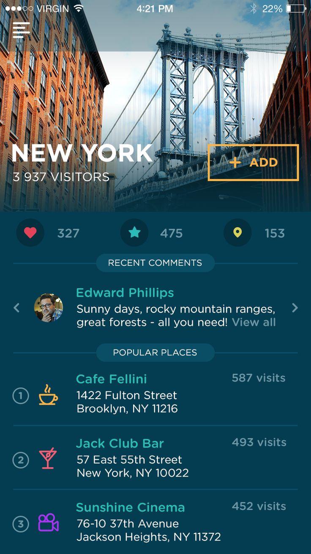Traveller App