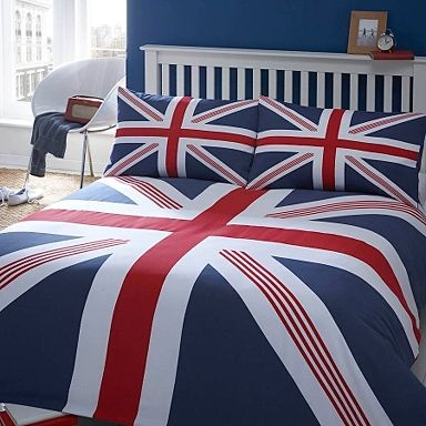 Best 25 modern bed linen ideas on pinterest modern bed for Union jack bedroom ideas