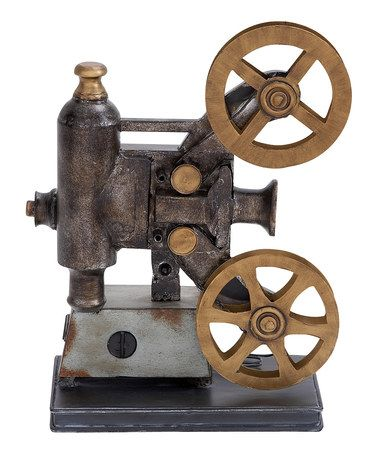 Take a look at this Decorative Metal Projector  by UMA Enterprises on #zulily today!