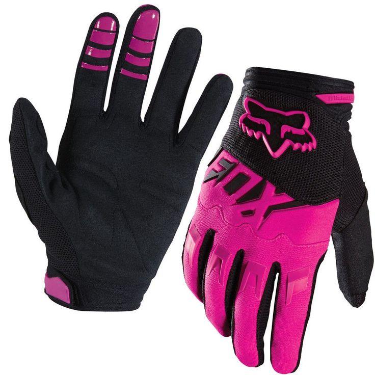 Fox Racing Dirtpaw Race Womens Off Road Dirt Bike Motocross Gloves
