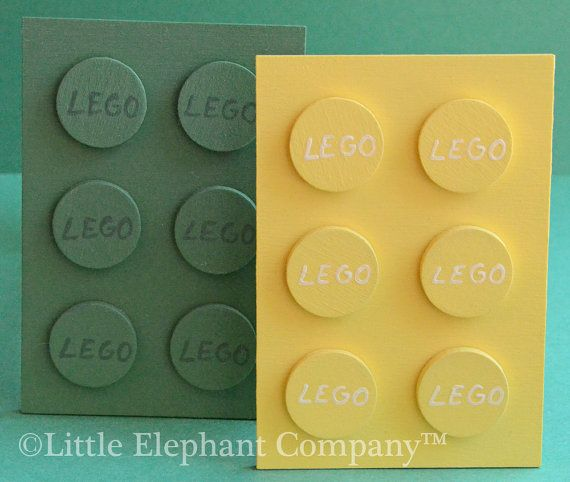 Lego curtain pull backs! these would be so cute for the boys room!
