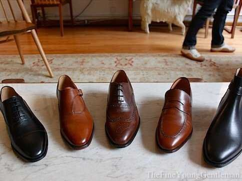 A Guide To The Most Impressive Men's Dress Shoe Brands For Under $350