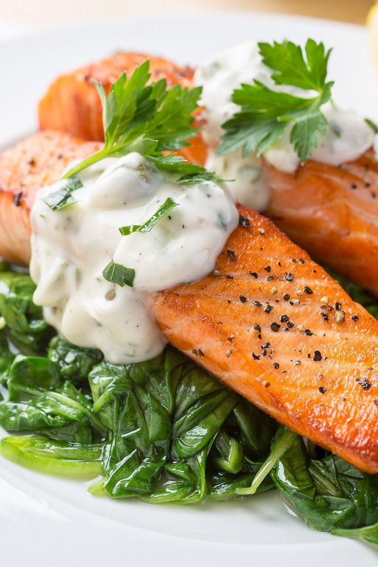 The Ultimate Salmon Fillets Recipe | Rezepte | Pinterest ...