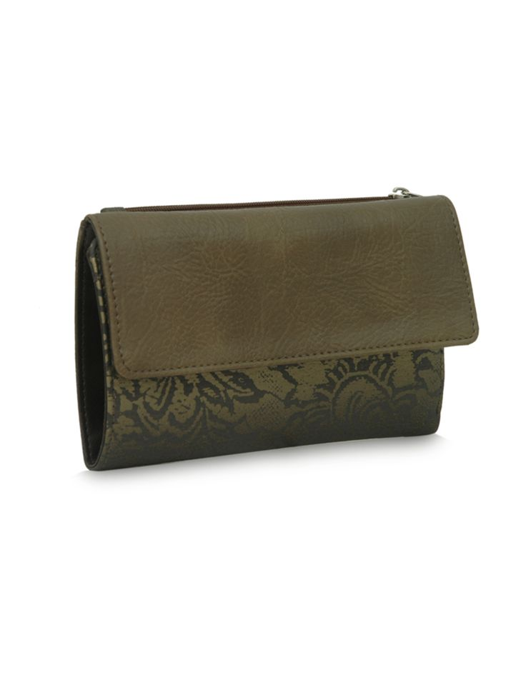 W Aads Dhadkan Bronze : A striking bronze wallet by Baggit