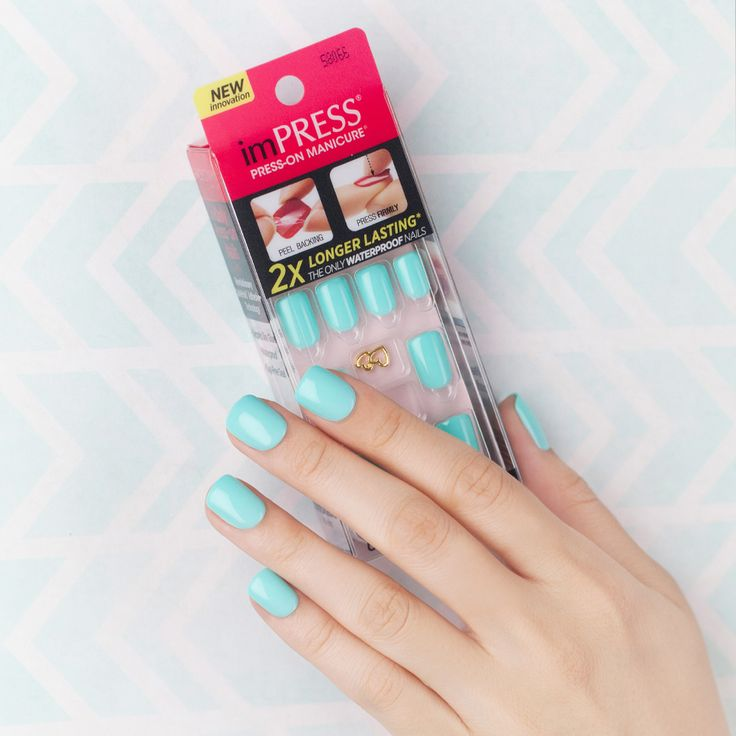 Can we charm you? Don accents on your ultra shiny, stay put, stay perfect nails!
