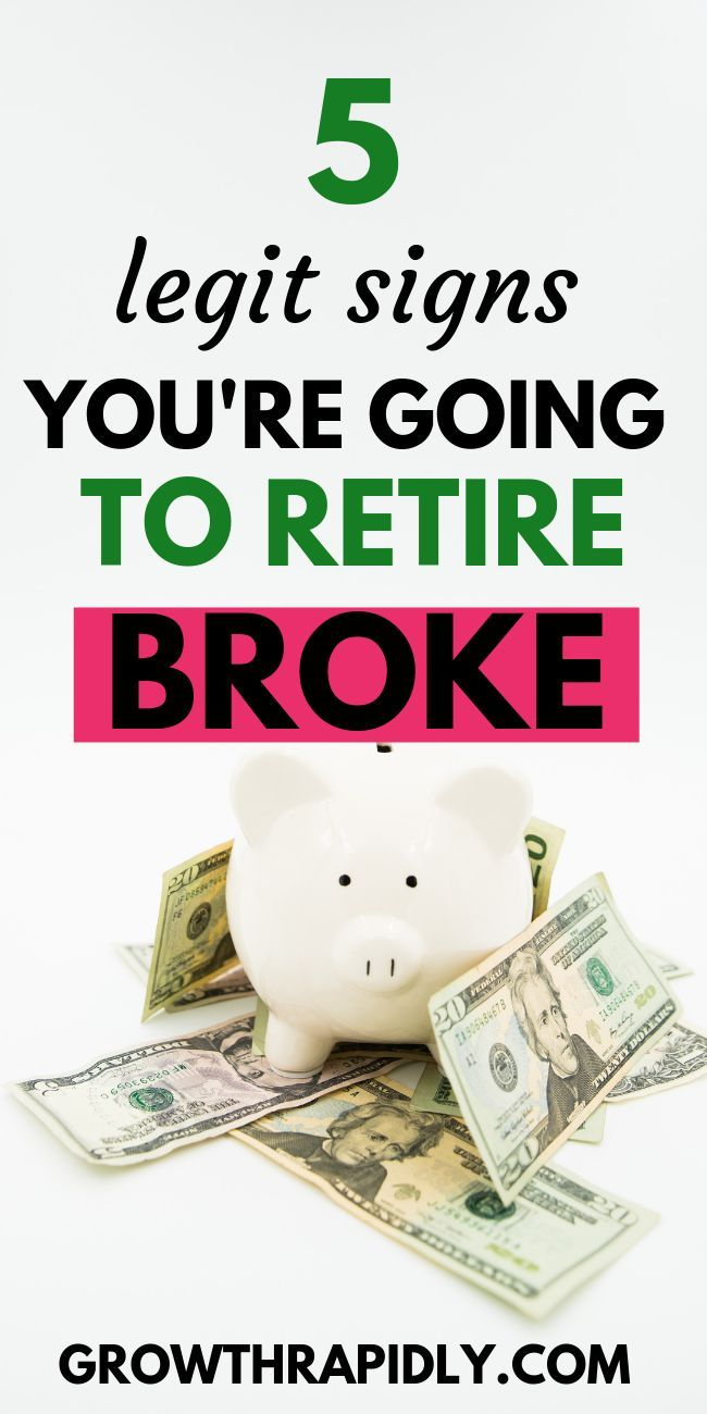 How To Retire When You Have No Money