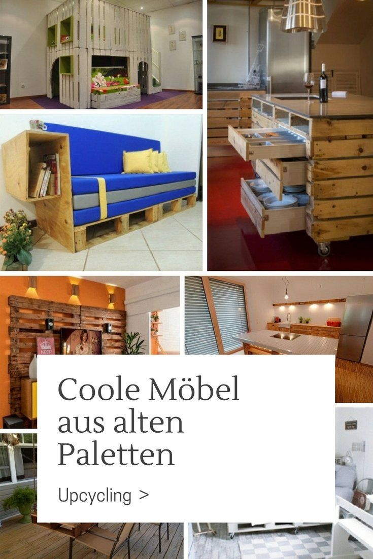 upcycling coole m bel aus alten paletten teil 5 den ersten teil unserer paletten serie. Black Bedroom Furniture Sets. Home Design Ideas