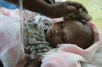 Did you know that a child dies every 30 seconds from Malaria?