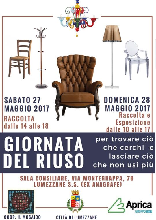 Giornata del Riuso a Lumezzane  http://www.panesalamina.com/2017/55919-giornata-del-riuso-a-lumezzane.html