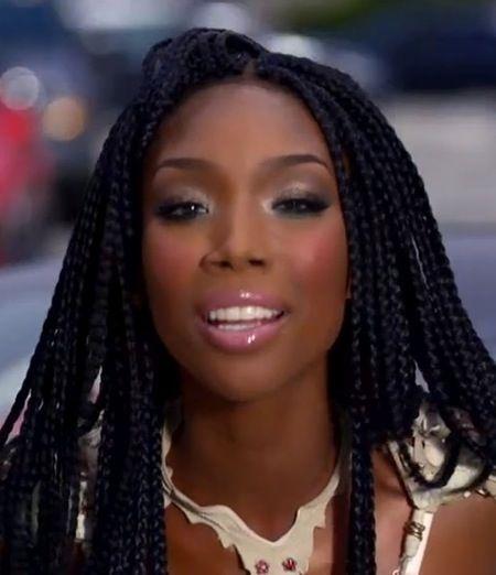 brandy norwood braid hairstyles wwwimgkidcom the