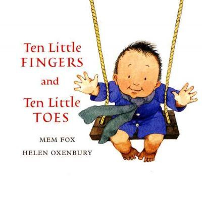 The beloved duo of Fox and Oxenbury present a modern nursery rhyme about the things babies everywhere have in common. Full color.