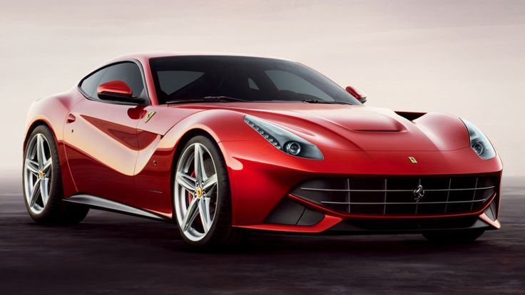 New Ferrari F12berlinetta. Yes, that's the name, but it's beautiful...