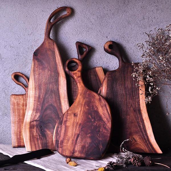 Acacia Natural handmade kitchen chopping board